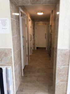 Four Changing Rooms at Morriswood