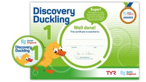 discovery-duckling- At Horsham Swim Scho