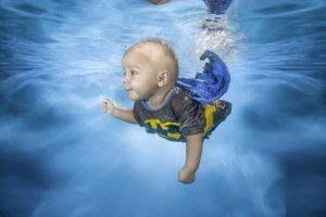 underwater photoshoot in Horsham