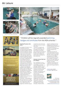 independant review of the Horsham Swim School