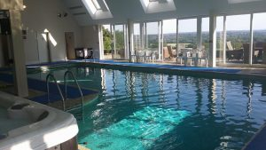 Swimming pool private hire in Horsham