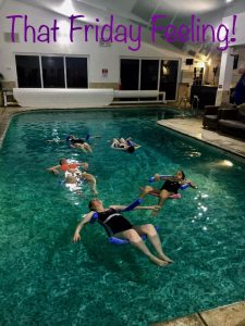 Aqua Natal Yoga in Horsham